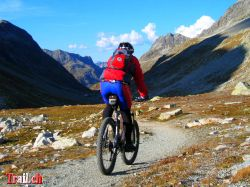 Val Bever Trail